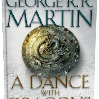 Аудиокнига - Танец с драконами, Песнь льда и пламени 5, Джордж Мартин.